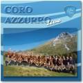 Copertina CD Coro Azzurro Live